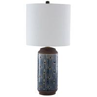 Surya VTR-001 Victor 150.00 watt Table Lamp Portable Light