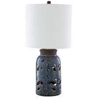 Surya VVN-001 Viviana 150.00 watt Table Lamp Portable Light