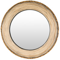 Surya WDL002-3131 Woodlands Natural Wall Mirror Home Decor