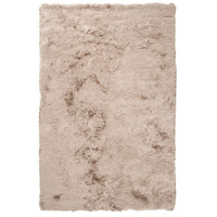 Whisper 120 X 96 inch Neutral Area Rug, Polyester