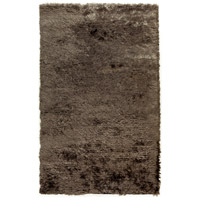 Whisper 120 X 96 inch Gray Area Rug, Polyester