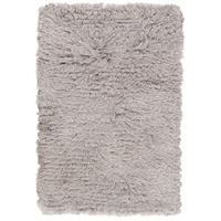 Whisper 36 X 24 inch Gray Area Rug, Polyester