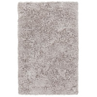 Whisper 108 X 72 inch Light Gray Indoor Area Rug, Rectangle