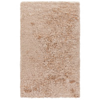Whisper 96 X 60 inch Neutral Area Rug, Polyester