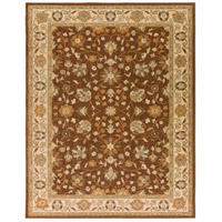 Willow Lodge 118 X 94 inch Brown and Neutral Area Rug, Polypropylene