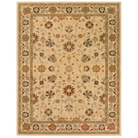 Willow Lodge 118 X 94 inch Neutral and Brown Area Rug, Polypropylene