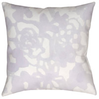Surya WMOM024-2020 Flowers II 20 X 20 inch Purple and Neutral Outdoor Throw Pillow alternative photo thumbnail