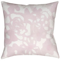 Surya WMOM025-2020 Flowers II 20 X 20 inch Pink and Neutral Outdoor Throw Pillow alternative photo thumbnail