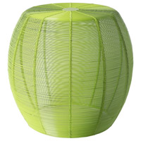 Weatherby 15 X 12 inch Lime Accent Table Home Decor