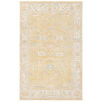 Westchester 108 X 72 inch Yellow and Neutral Area Rug, Wool