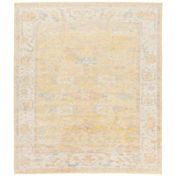 Westchester 120 X 96 inch Yellow and Neutral Area Rug, Wool