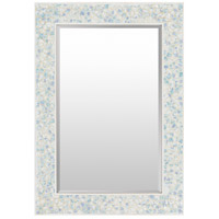 Whitaker 40 X 28 inch Gray Wall Mirror Home Decor