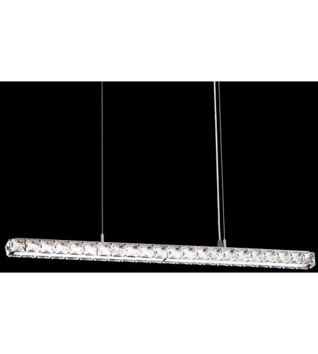 Swarovski SCL641N-SS1S Dionia LED 3 inch Stainless Steel Pendant Ceiling Light
