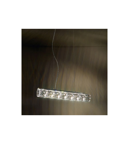 Swarovski A9950NR700252 Verve 5 Light 18 inch Stainless Steel Pendant Ceiling Light photo thumbnail