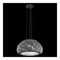 Apta 3 Light Glimmer Gray Pendant Ceiling Light
