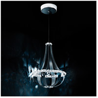 Crystal Empire LED Iceberg Pendant Ceiling Light in 3000K