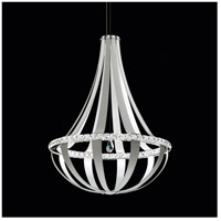 Crystal Empire LED Snowshoe Pendant Ceiling Light in 3000K