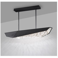 Glyph LED Black Pendant Ceiling Light