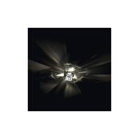Swarovski Octa 1 Light Recessed Light in White A9950NR700125