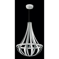 Crystal Empire LED Iceberg Pendant Ceiling Light in 4000K