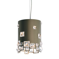 Mosaix 1 Light 7 inch Golden Bronze Pendant Ceiling Light