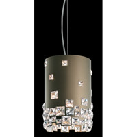Swarovski A9950NR700287 Mosaix 4 Light 9 inch Golden Bronze Pendant Ceiling Light