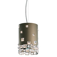 Mosaix 4 Light 9 inch Golden Bronze Pendant Ceiling Light
