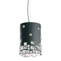 Swarovski Mosaix 4 Light Pendant in Glimmer Gray A9950NR700288