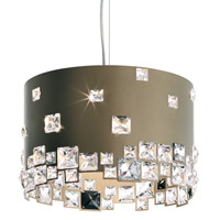 Mosaix 6 Light 13 inch Golden Bronze Pendant Ceiling Light