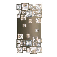 Swarovski A9950NR700283 Mosaix 2 Light 4 inch Golden Bronze Wall Sconce Wall Light