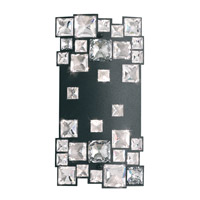 Mosaix 2 Light 4 inch Glimmer Gray Wall Sconce Wall Light