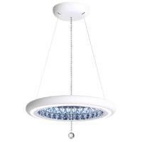 Swarovski MFC200N-WH1S Infinite Aura LED 23 inch White Pendant Ceiling Light