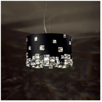 Mosaix 3 Light 13 inch Stainless Steel Pendant Ceiling Light