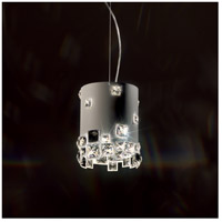 Mosaix 1 Light 7 inch Black Pendant Ceiling Light