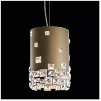 Mosaix 3 Light 9 inch Black Pendant Ceiling Light