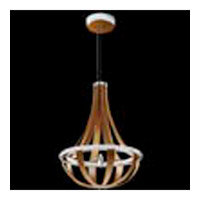 Crystal Empire LED Chinook Pendant Ceiling Light in 4000K