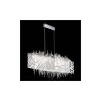 Swarovski Deconstruct LED Pendant in Stainless Steel with Crystal Crystal SDE145N-SS1S