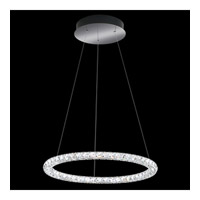 Swarovski Circle LED Pendant in Stainless Steel SC610N-SS1S