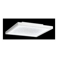 Candesco LED 24 inch White Flush Mount Ceiling Light in Intersection, 3000K