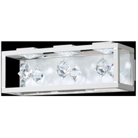 Fyra LED 24 inch White Wall Sconce Wall Light
