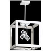 Swarovski SQB510N-WH1S Fyra LED 14 inch White Pendant Ceiling Light