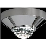 Swarovski A8992NR030131CRY Vega LED 5 inch Gold Plated Flush Mount Ceiling Light