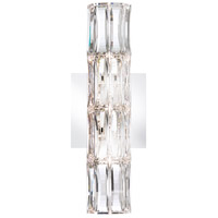 Verve 3 Light 4 inch Stainless Steel Wall Sconce Wall Light