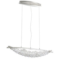 Swarovski SHK200N-SS1S Amaca LED 7 inch Stainless Steel Pendant Ceiling Light