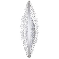 Swarovski SHK501N-SS1S Amaca LED 6 inch Stainless Steel Wall Sconce Wall Light