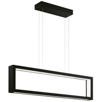 ReveaLED LED 5 inch Earth Black Pendant Ceiling Light