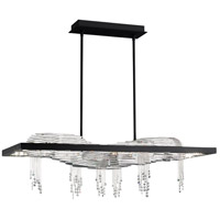 Sevetti LED Black Pendant Ceiling Light