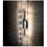 Verve 5 Light Stainless Steel Wall Sconce Wall Light