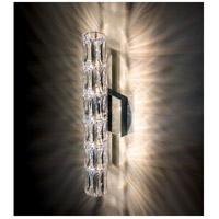 Swarovski A9950NR700255 Verve 5 Light Stainless Steel Wall Sconce Wall Light