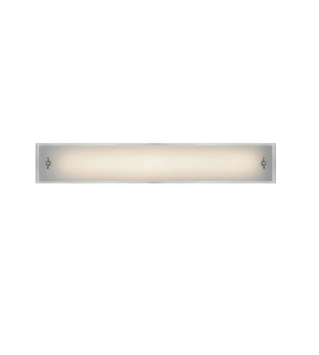 Innovative Wide Chrome IP44 Bathroom Light